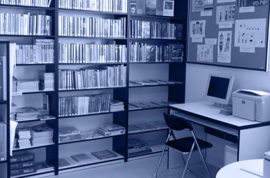 Knihovna Veselá